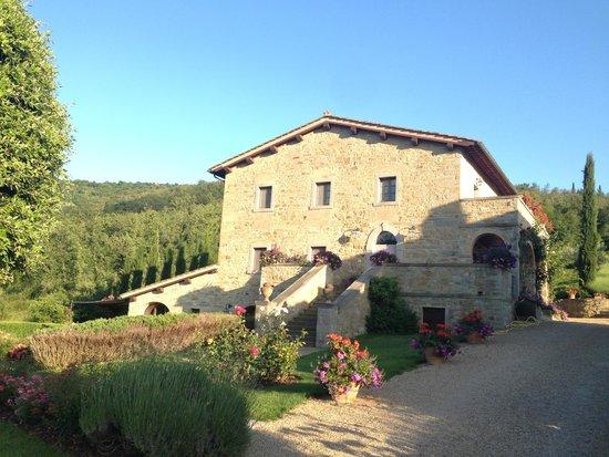 Casa Portagioia: Eines der beiden Gebäude