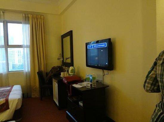 Prescott Hotel Kuala Lumpur - Medan Tuanku : nice