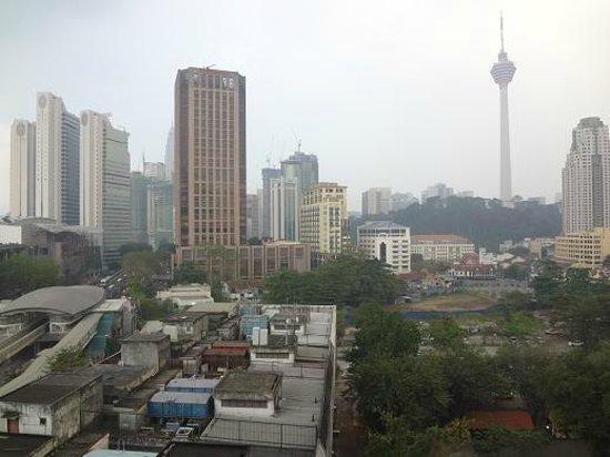 Prescott Hotel Kuala Lumpur - Medan Tuanku : from our room