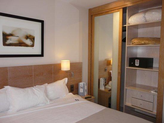 Eurostars Lucentum: Zimmer 1003