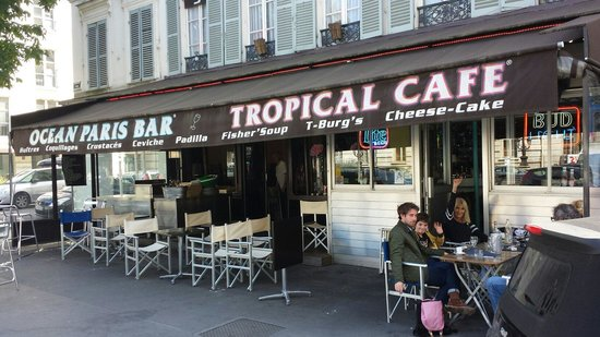 Un super resto a neuilly !! - Picture of Tropical Cafe, Neuilly-sur ...