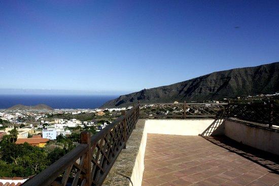 Hotel Rural Finca la Raya : Vistas desde la suite Drago