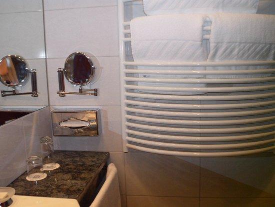 Balneo Hotel Zsori Thermal & Wellness: Towels