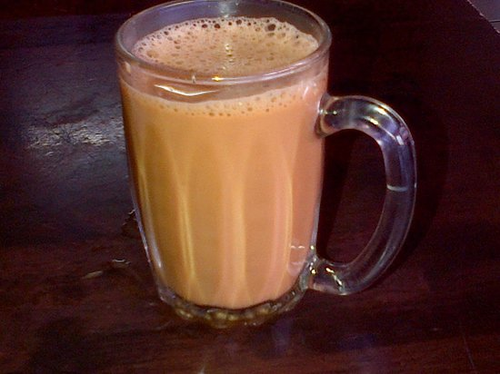 K.Sanba's Curry Specials: Special Indian brewed coffee