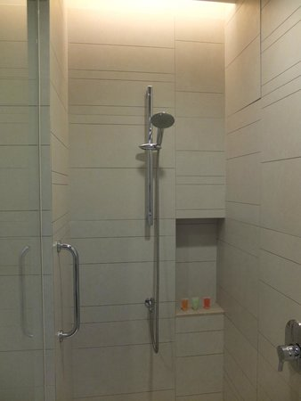 Eastin Grand Hotel Sathorn: Executive superior room shower only
