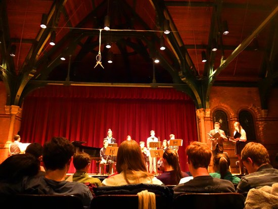 Cornell University: Opera at Barnes
