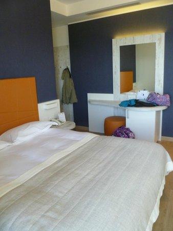 Hotel Gabbiano: bedroom