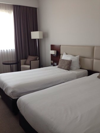 Hotel Aristos: Double room