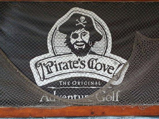 Pirate's Cove Adventure Golf: A true hidden treasure awaits anyone who dares the challenge, fun awaits all.