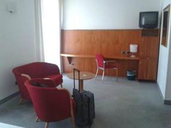 Vicenza Tiepolo Hotel: Camera
