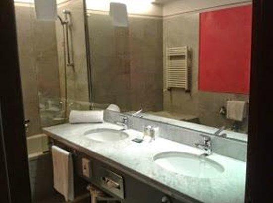 Vicenza Tiepolo Hotel: Bagno