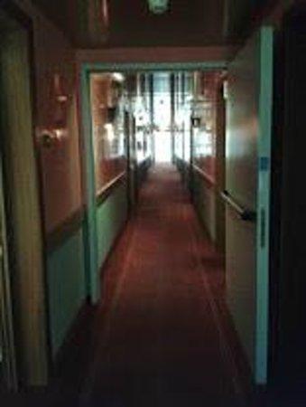 Vicenza Tiepolo Hotel: Corridoio dell'ottavo piano