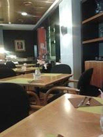 Vicenza Tiepolo Hotel : Sala colazione