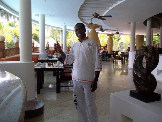 The Reserve at Paradisus Punta Cana: Server José Reinoso