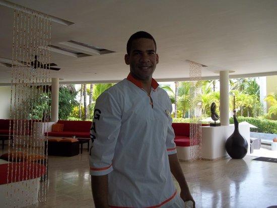 The Reserve at Paradisus Punta Cana : Server José Torres