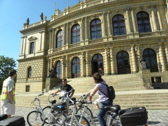 Premier Prague Tours: Zum Ende der Tour