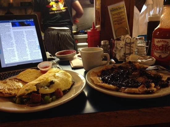 The Omelette Factory: $15-Wow!-Omelette & Pancake