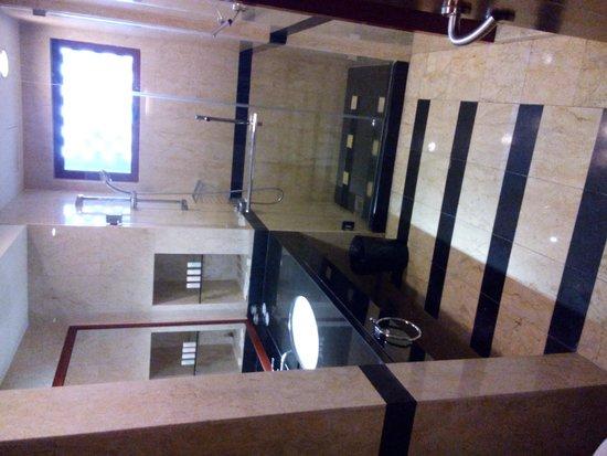 Pulai Springs Resort: Toilet one bedroom suite