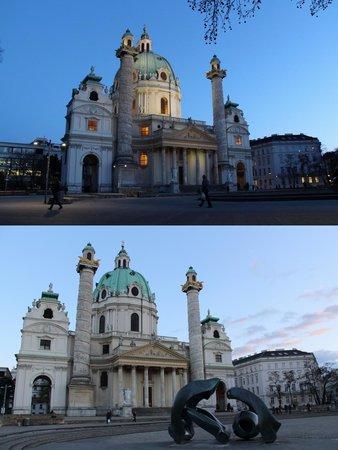 Karlskirche: Карлскирхе