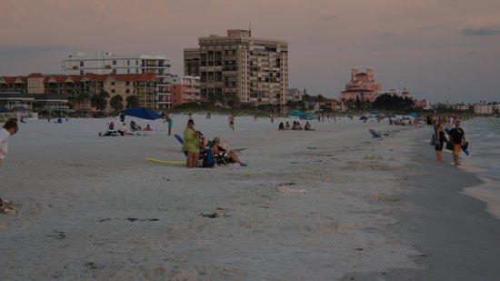 Plaza Beach Hotel - Beachfront Resort: view south from resort