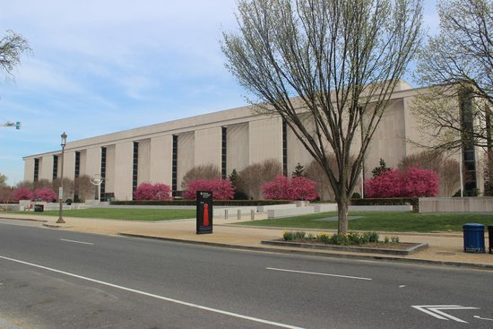 National Museum of American History, April 2014