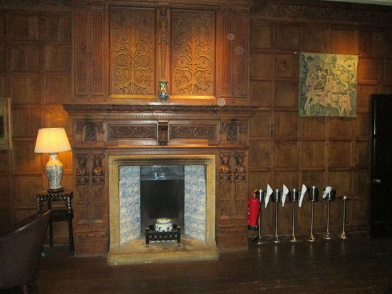 Audleys Wood Hotel: Hotel