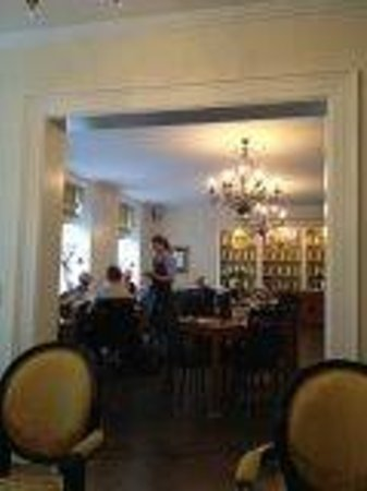 A. C. Perch's Thehandel: Perch's Tea Room - upstairs