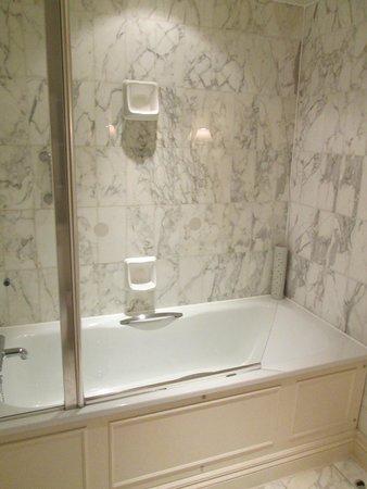 Audleys Wood Hotel: Bathroom