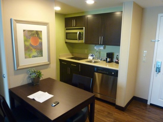 Homewood Suites by Hilton Orlando Airport: Coin cuisine