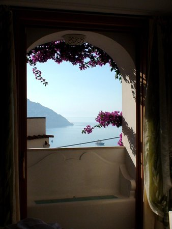Conca d'Oro: La fenêtre