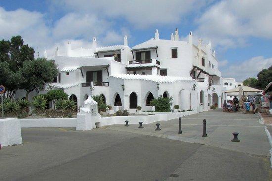 Insotel Punta Prima Resort & Spa : Binibequer