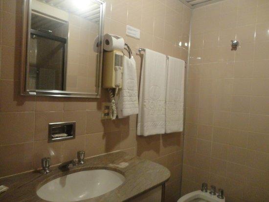 Carlton Hotel Brasilia: banheiro
