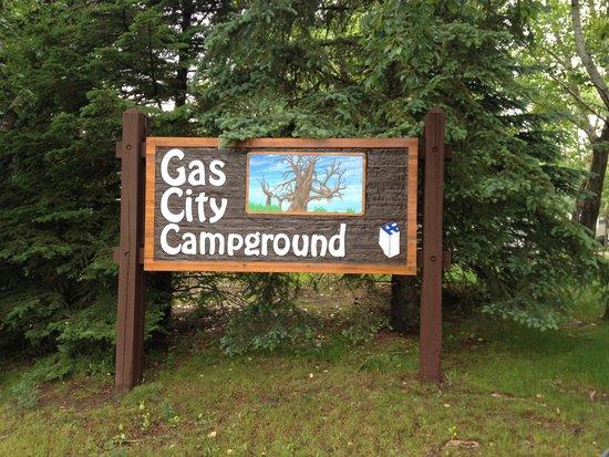 Medicine Hat, Canada: Sehr schöner Campground