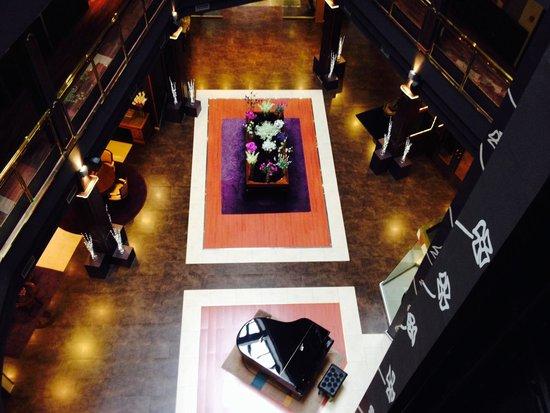 Hotel Plaza: Hall de l'hôtel