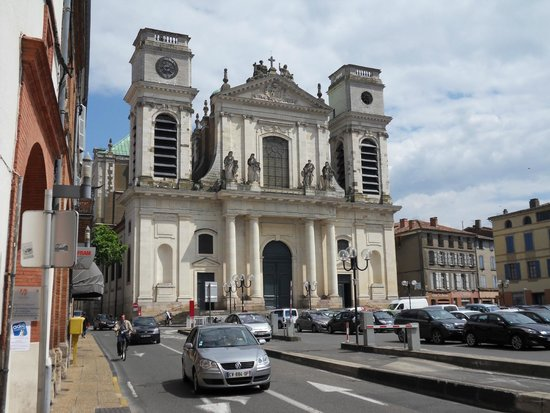 Mercure Montauban : Cathedral