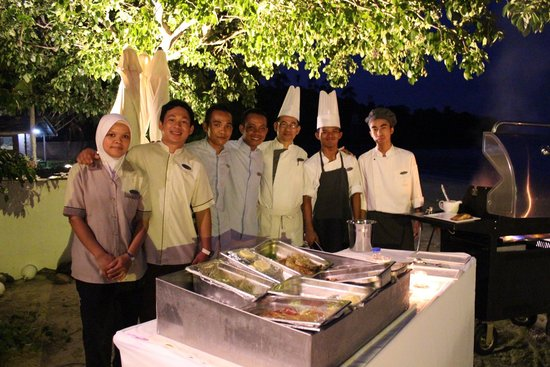 The Danna Langkawi, Malaysia: Excellent staff providing world class service!