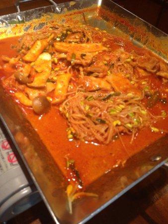 Korean cuisine Nikaiya