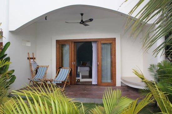 Navutu Dreams Resort & Wellness Retreat : Forhave