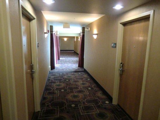 Hampton Inn and Suites Kingman : Gang