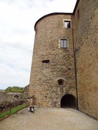 Château Fort de Sedan : tour