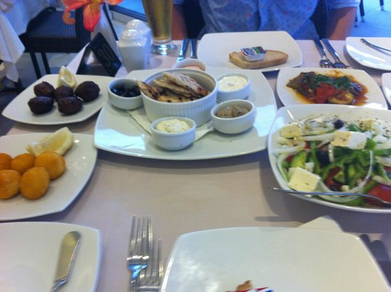 Sun Palace Hotel : A La Carte Starter - TASTYY!!!