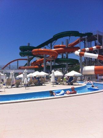 Sun Palace Hotel : Water park