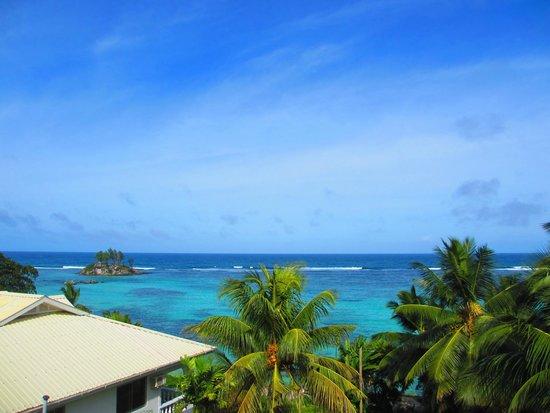 Au Fond de Mer View: Ausblick