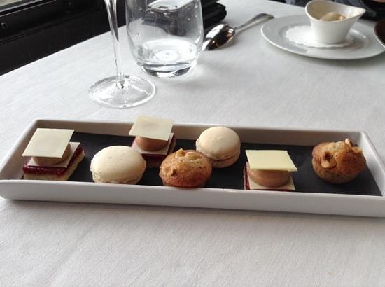 Le Jules Verne: sobremesas deliciosas