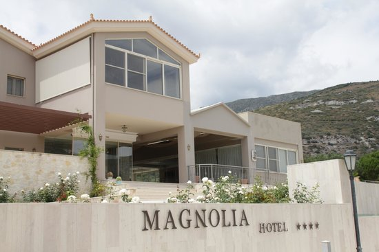 The Magnolia Resort: Best Hotel in Kefalonia