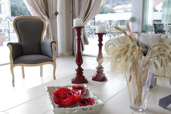 The Magnolia Resort : Beautiful elegant Reception area