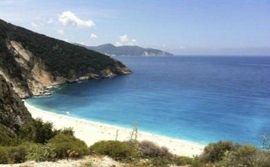 The Magnolia Resort : Myrtos Beach......stunning