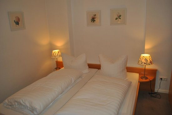 Hotel Garni Am Kornmarkt : Doppelzimmer
