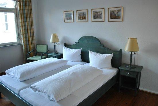 Hotel Garni Am Kornmarkt: Doppelzimmer