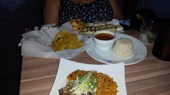 La Cambija: Tasty Food